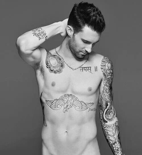 I know I probably have this on my board 100 times but I love this photo shoot....hubba hubba ;)