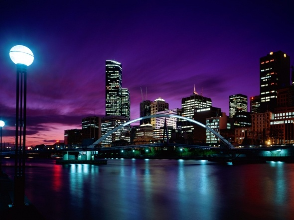 Australia.: Beautiful Cities, Cities At Night, Melbourne Australia, Night Lights, Places I D, Victoria Australia, Desktop Wallpapers, Cities Lights, Dreams Destinations