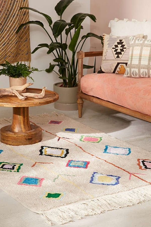 PSA: Machine Washable Area Rugs Are Becoming A Thing
