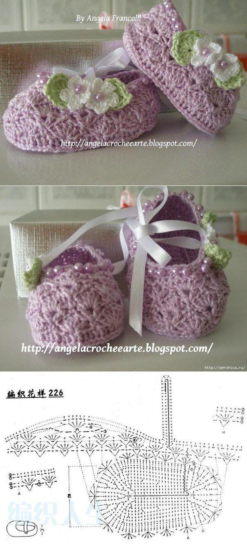 Пинетки туфельки