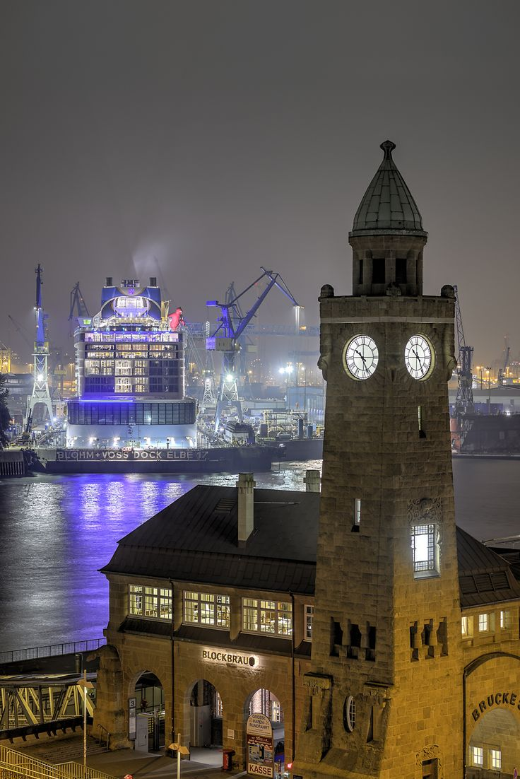 Hamburg - Hafen: Die neuen Motive sind da! http://www ...