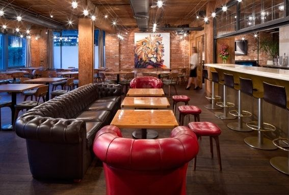 Chambar Private Room Great environment, fun lounge feel