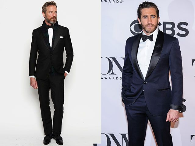 Black tie and cocktail dress code
