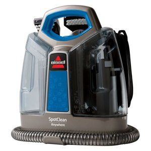 bissell 9749w spotclean anywhere portable carpet cleaner