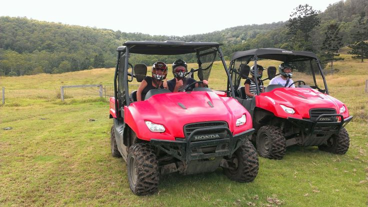 NINKERS: Quad Bike Safaris - Another Great Gold Coast Adven...