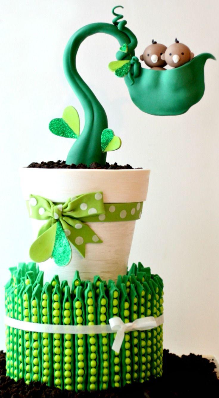 Sweet Peas Cake