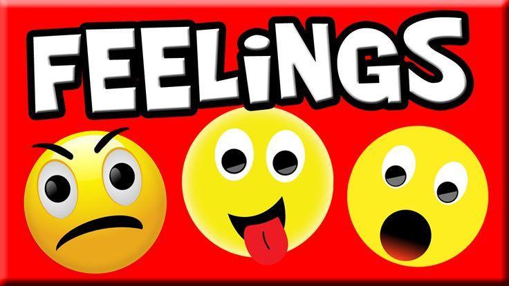 Learn Feelings and Emotions for Kids | Preschool Learning | Kindergarten...