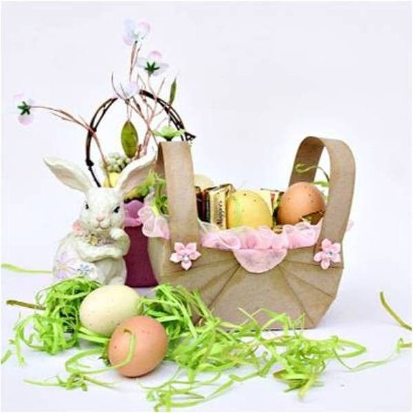 72 best easter holiday images on pinterest easter crafts easter make your own easter decorations negle Choice Image
