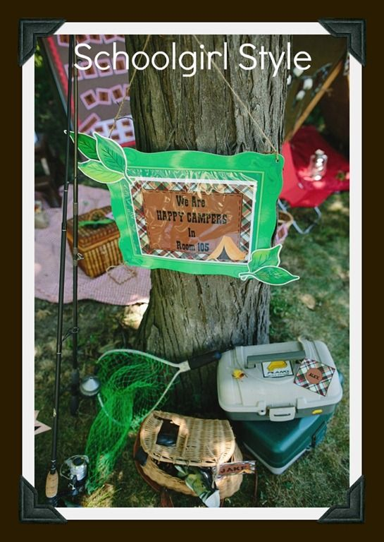 Classroom Decor Camping Theme ~ Best images about camping theme decorations on