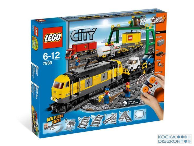 TEHERVONAT LEGO® City 7939