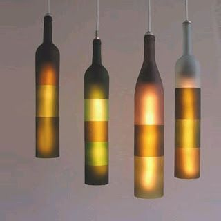 The Uncommon Perspective: The alternative possibilities for reusing bottles...