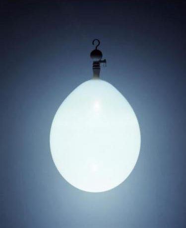 Gizmine - Balloon Lamp - ce l'ho....delusione...si sgonfia subito....