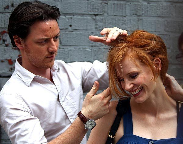 Wonderful review for James McAvoy's The Disappearance of Eleanor Rigby