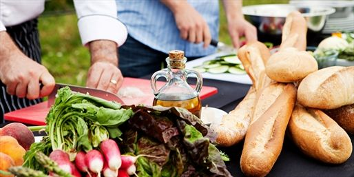For £6 per person get a pair of tickets to The Great British Food Festival at Harewood House near Leeds this late May bank holiday and also get a recipe booklet to share. Deal from Travelzoo