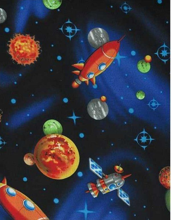 110 best images about playhouses on pinterest for Outer space quilt fabric