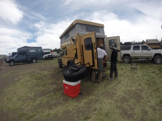 Phoenix Pop Up Truck Campers Photo Gallery | WRANGLER UNLIMITED