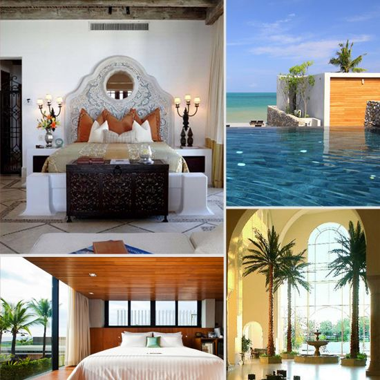 Tour 20 of the World's Most Gorgeous Beach Hotels and ResortsBeach Resorts, Best Beach, Favorite Places, The Out, Beach Hotels, Master Bedrooms, Bedrooms Headboards, Tours 20, Gorgeous Beach