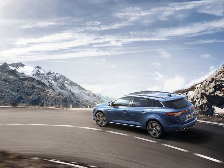 Megane Grandtour GT will be the first Estate in its class with four-wheel steering 4control.