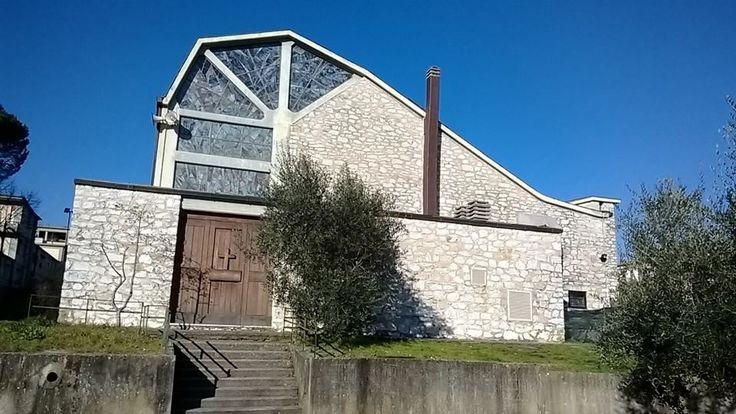 Pistoia / Chiesa del Cuore Immacolato di Maria / Giovanni Michelucci 1959