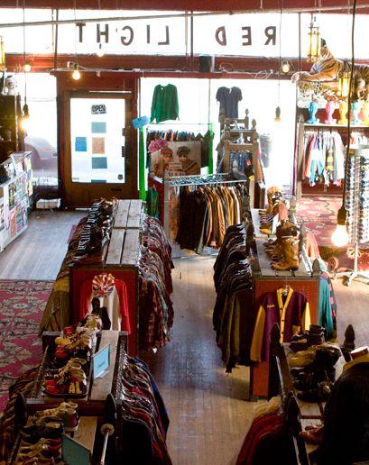 Urban clothing stores in portland oregon