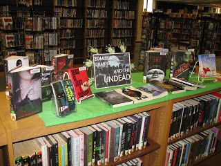 Jen the Youth Services Librarian: TEEN READ WEEK IS HERE!