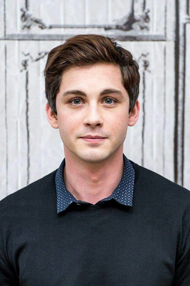 Logan Lerman - july 2016