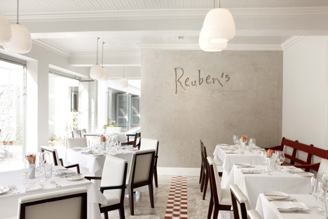 With a passion for creating fine yet uncomplicated cuisine and a laid back setting to match, you're invited to experience Reuben's. The menu offers staunch favourites as well as specials that are updated daily to take advantage of the finest ingredients on the market. With Restraurants located in Franschhoek, Roberston and The One & Only Cape Town .