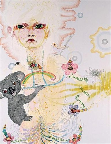 Aranella by Del Kathryn Barton