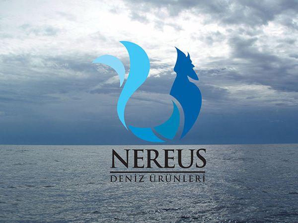 Nereus deniz ürünleri by serkant copur, via Behance