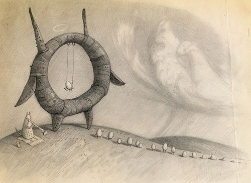 The Bird King:  The Lost Thing -Exhibition:July 14 - August 26,...