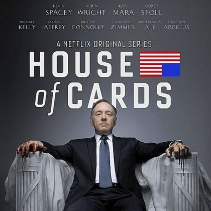 house of cards | El cabroncete de Kevin jodiendo a base de bien en House of Cards