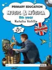 Natalia Velilla: Music & Música, Volumen 5 - Student Activity Book MK19010 http://www.carisch.com/esp/producto.asp?sku=MK19010
