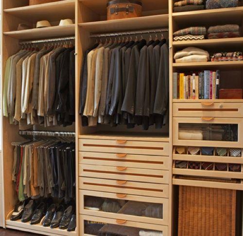 Plus de 1000 id es propos de walkin closets dressing rooms sur pinterest dressings - Deco kamer truc ...