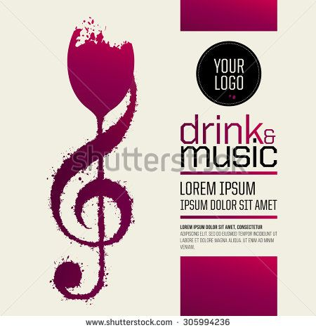 stock-vector-idea-concept-wine-and-music-elegant-and-expressive-design-colors-and-wine-stains-design-for-your-305994236.jpg (450×470)