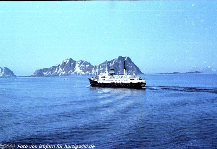M/S Kong Olav 1981