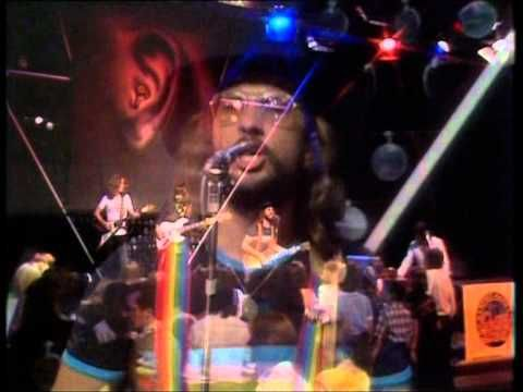 """Manfred Mann's Earth Band ~ """"Blinded By The Light"""", 1976."""