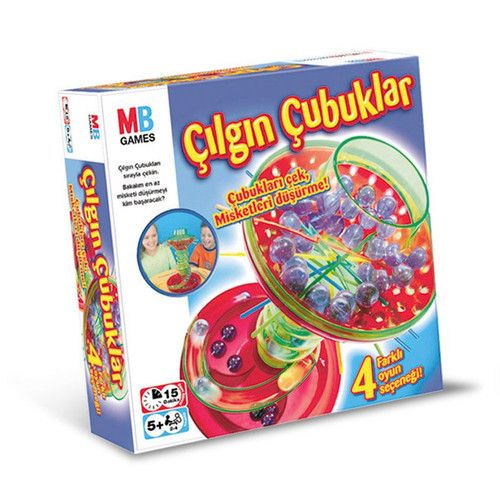 Hasbro Mb Games Çılgın Çubuklar :: Zinde Market