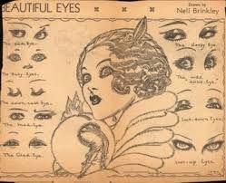 Resultado de imagem para maquiagem burlesca