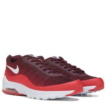 Nike Men's Air Max Invigor Sneaker Shoe  http://www.famousfootwear.com/en-US/Product/56929-1034023/Nike/Maroon_White_Red/Mens+Air+Max+Invigor+Sneaker.aspx