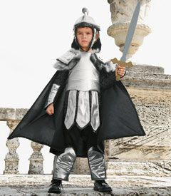 brave gladiator costume - harken back to the ancient days of colosseums, chariot races and cheering crowds.