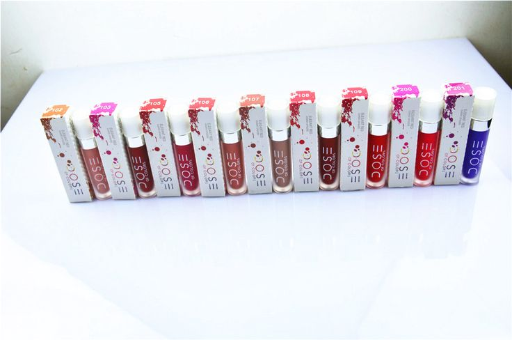 2016 Brand Long Lasting Liquid Lipstick DOSE OF COLORS Matte Liquid Lipstick Bare With Me,KYLIE LIP KIT BM160-in Lipstick from Health & Beauty on Aliexpress.com | Alibaba Group