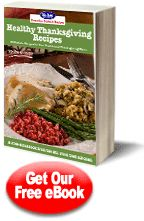 Healthy Thanksgiving Recipes: 20 Diabetic Recipes for Your Traditional Thanksgiving Menu ~ Free eCookbook