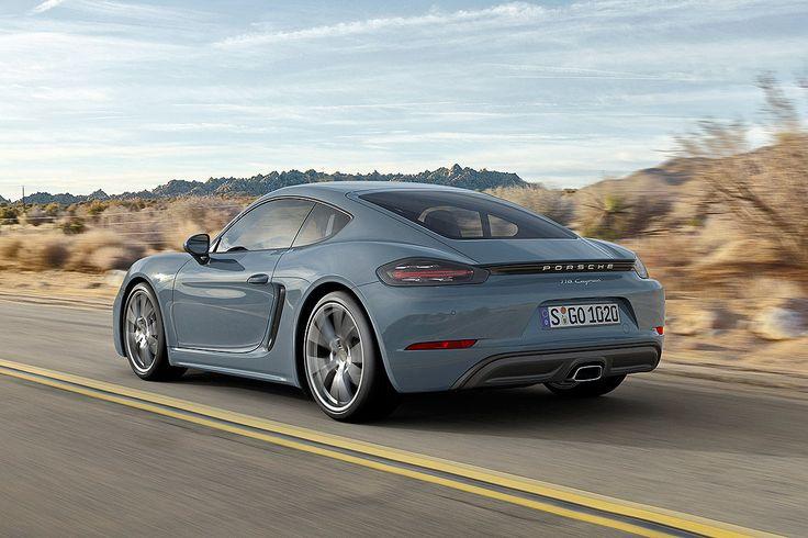 Neue Porsche (bis 2021) - Porsche 718 Cayman