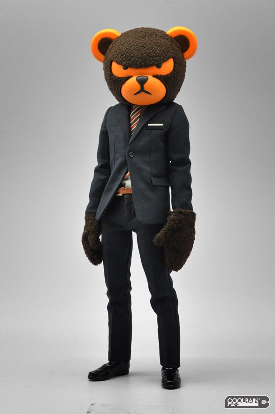 mr. series (since 2008) by Coolrain Lee, via Behance