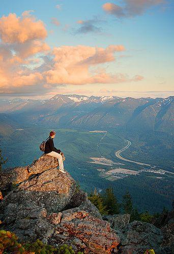 To do list: hike Mt. Si