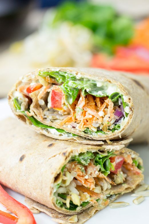13 Filling Lunches Under 400 Calories via @PureWow