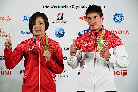 田知本、ベイカー一夜明け会見 :フォトニュース - リオ五輪・パラリンピック 2016:時事ドットコム