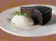 Moelleux au chocolat au micro-ondes