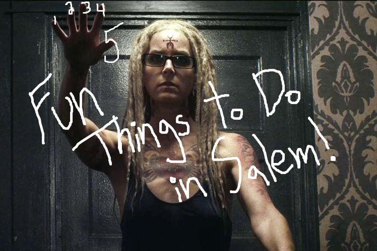 Five Things Every Horror Fan Must Do in Salem, Massachusetts!   Halloween Love