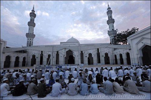 El sagrado mes del Ramadán - paginasarabes